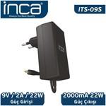 Inca Its-09s 9v 2a Universal Tablet Şarj Adaptörü