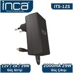 Inca Its-12s 12v 2a Universal Tablet Şarj Adaptörü