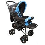 Mcrae Mc 750 Comfort Çift Yönlü Lux Bebek Arabası - Mavi