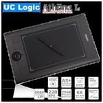 Uc-logic Ucmna62 Lapazz Athena L A5+pilsiz Kalemli Profesyonel 5080lpı Grafik Tablet