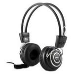 Snopy SN-822 Deri Profesyonel İp Kablolu Mikrofonlu Kulaklık