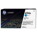HP 654A CF331A Toner