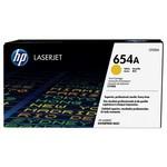 HP 654A CF332A Toner