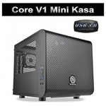 Thermaltake Ca-1b8-00s1wn-00 Core V1 Mini Itx Pencereli Mini Kasa