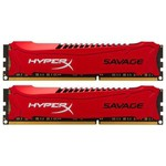 Kingston HyperX Savage 2x4GB Bellek - HX316C9SRK2/8
