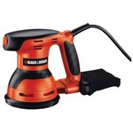 Black & Decker Ka198 260watt Eksantrik Zımpara