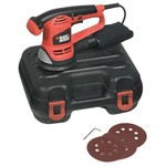 Black & Decker Ka191ek 480watt Eksantrik Zımpara