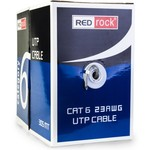 Redrock Cat6 23 Awg Utp Kablo  0.50mm 305 Metre