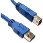 Flaxes Fpr-303 3 Metre Usb 3.0 Yazıcı Kablosu (am-bm)