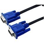 Flaxes Fvg-10 10 Metre Monitör Pc Arası Vga Data Kablo M/m