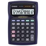 Casio WM-220MS-BU 12 HANE SU VE TOZA DAYANIKLI MASAÜSTÜ HESAP MAKİNESİ