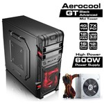 Aerocool GT Advance 600w Gaming Kasa - AE-GTA-600
