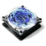 Thermaltake Cyclo 8cm Mavi LED Kasa Fanı (A2453)