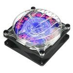 Thermaltake Cyclo 8cm Logolu Kırmızı LEDli Fan (A2461)