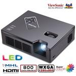 Viewsonic PLED-W800 LED WXGA 1280X800 800 AL HDMI/MHL SD KART USB