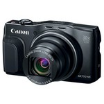 Canon SX710 HS 20.3 MP 30X Optik 3'' Fotoğraf Makinesi