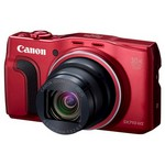Canon Sx710 Hs 20.3 Mp 30x Optik 3'' Fotoğraf Makinesi red