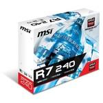 MSI Radeon R7 240 LP v1 2GB Ekran Kartı (V809-1298R)