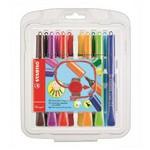 Stabilo Cappi Keçe Uçlu Kalem 12 Renk