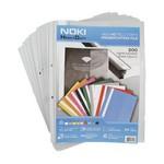 Noki HD Telli Dosya Körüklü 25'li Paket (4820) Gri
