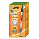 BIC Cristal Medium Tükenmez Kalem 50'li Kutu