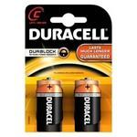 Duracell Orta Boy Pil C Alkalin 2 Adet