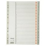 Esselte Seperatör A4 1-31 Rakamlı