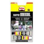 Pattex Rapid Metal (2x11 Ml)