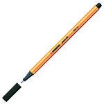 Stabilo Point 88 Keçe Uçlu Kalem Siyah