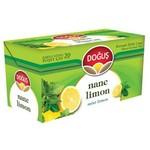 Doğuş Bardak Poşet Çay Nane Limon Aromalı 20 Adet