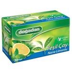 Dogadan Bardak Poşet Yeşil Çay Nane Limon Aromalı 20 Adet