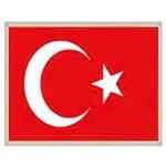 Interpano Inter Türk Bayrağı Alm.çerçeveli 20x30 Cm