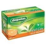 Dogadan Bardak Poşet Yeşil Çay A,C,E Vitaminli 20 Adet
