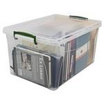 Hi-Pas Plastik Kapaklı Saklama Kutusu 0.5 L