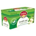 Doğuş Bardak Poşet Yeşil Çay Elma Aromalı 20 Adet