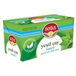 Doğuş Bardak Poşet Yeşil Çay Nane Aromalı 20 Adet