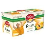 Doğuş Form Bardak Poşet Bitki Çayı Kayısı Aromalı 20 Adet