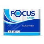 Focus Extra Tuvalet Kağıdı 2 Katlı 24 Adet