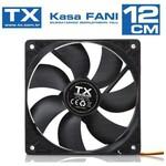 TX TXCCF12BK 12cm Siyah Kasa Fanı