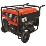 Black & Decker BD5500 5.5kW Trifaze Tekerlekli Benzinli Jeneratör