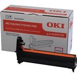 OKI 45395702 Kırmızı Drum - Mc760 Mc770 Mc780 - 30000 Sayfa