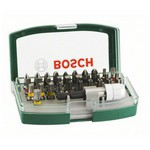 Bosch DIY 32 Parça Vidalama Seti Vidalama Ucu - 2607017063