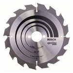 Bosch Optiline Wood 190*30 mm 16 Diş Daire Testere Bıçağı - 260864