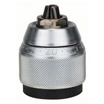 Bosch 1/2-20 - 1,5-13 mm Supra Mandren Krom  - 2608572149