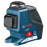 Bosch GLL 2-80 P + BT 150 360 ° Düzlemsel Hizalama Lazeri (2 düzle