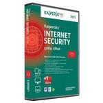 Kaspersky internet Security 2015 Türkçe 2 Kullanıcı