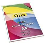 Ofix Renkli Fotokopi Kağıdı 100'lü