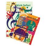 Umur Müzik Defteri A4 40 Yp