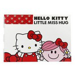 Keskin Color Hello Kitty 17x25 15 Yaprak Spiralli Resim Defteri