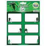 Crea Tiket Creatiket 1020 Futbol Serisi Okul Etiketi